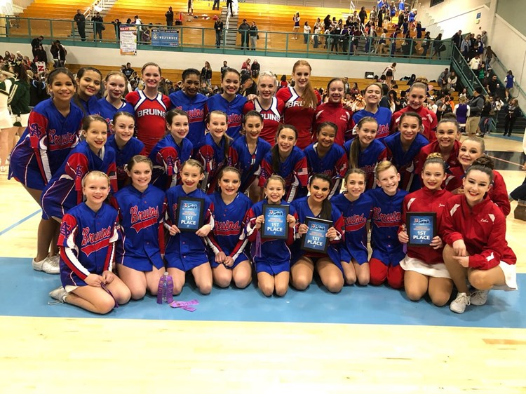 Cheer Collage