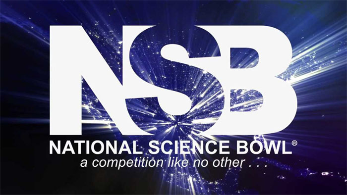 National Science Bowl - A competition like no other